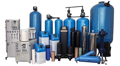 Showroom echipamente tratarea apei H2O International